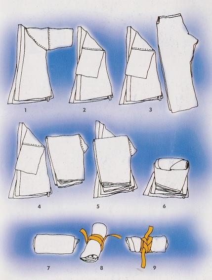 składanie-karate-gi